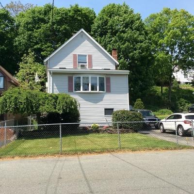 Woburn Single Family Home Under Agreement: 59 Sturgis