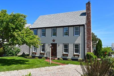 Sandwich Single Family Home Under Agreement: 29 Tupper Ave