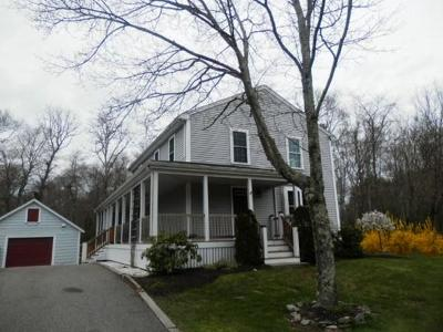 East Bridgewater Single Family Home For Sale: 157 Plymouth St