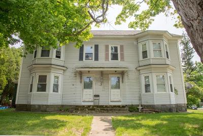 Ware Multi Family Home For Sale: 99 Maple St