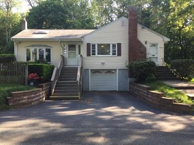 Holbrook MA Single Family Home New: $350,000