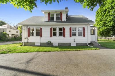 Brockton Single Family Home New: 13 Hope Street