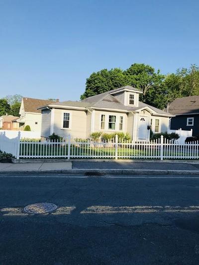 Brockton Single Family Home New: 482 Ash St