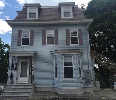 Lowell Multi Family Home Under Agreement: 117 Durant St