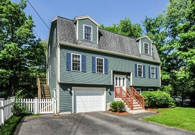 Billerica Single Family Home New: 11 Juniper St
