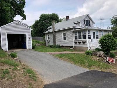 Braintree Single Family Home Under Agreement: 142 Audubon Ave