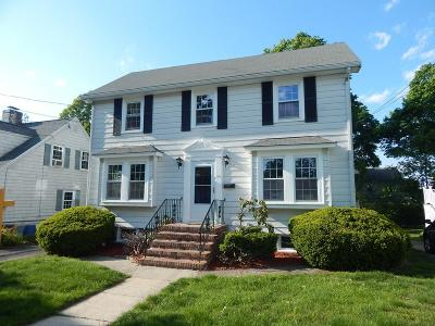 Quincy Single Family Home New: 46 Jenness Street