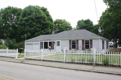 Weymouth Single Family Home Under Agreement: 405 Essex St