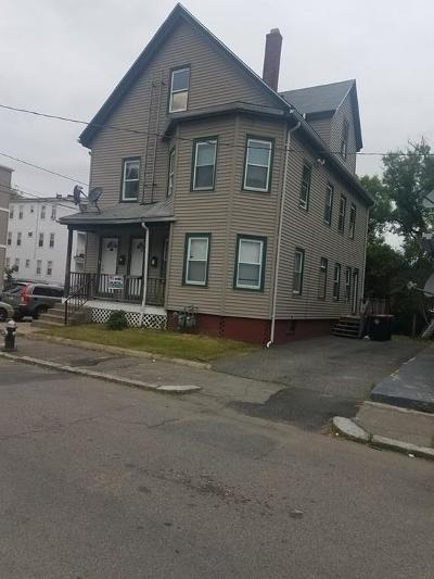 Brockton Multi Family Home Contingent: 37 W Park St