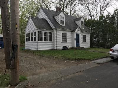 Newton Single Family Home Under Agreement: 12 Hazelwood Ave