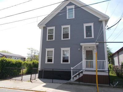 Multi Family Home Under Agreement: 46 Delano St