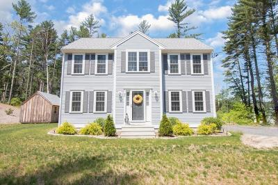 Carver MA Single Family Home New: $389,900