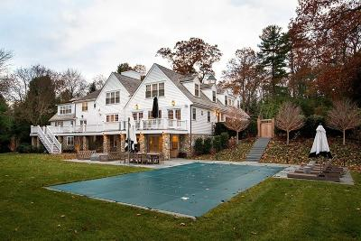 Wellesley MA Single Family Home New: $5,900,000