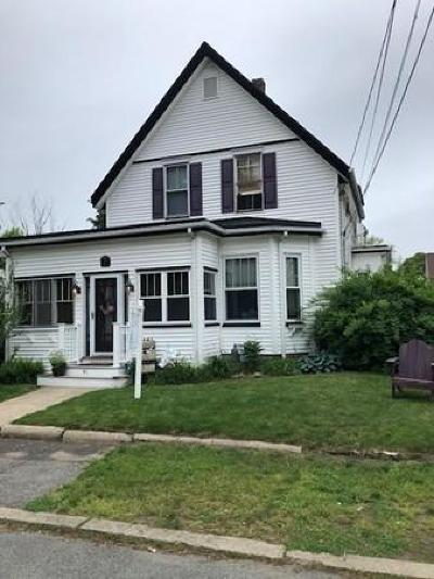 Whitman MA Single Family Home New: $359,900