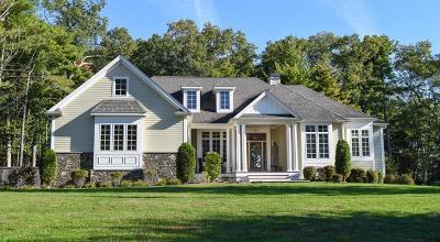 Wrentham Single Family Home Under Agreement: Lot 53 Lafayette