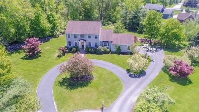 Tewksbury Single Family Home Sold: 39 Mt Joy Drive