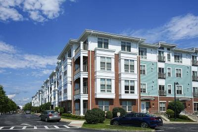 Watertown Condo/Townhouse Under Agreement: 4 Repton Cir #4415