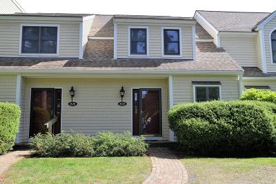 Mashpee Condo/Townhouse For Sale: 52 Shellback Way #52