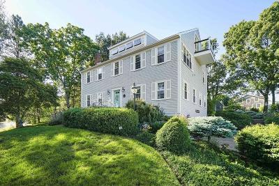 Marshfield Single Family Home For Sale: 45 Priscilla Road