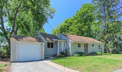 Wenham, Hamilton Single Family Home Contingent: 22 Hamilton Avenue
