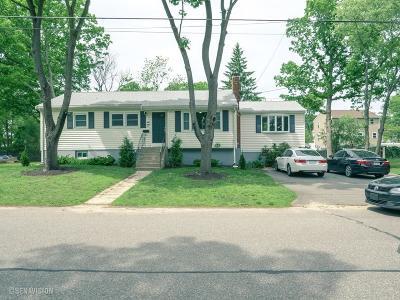 Randolph Single Family Home Under Agreement: 51 Jane St