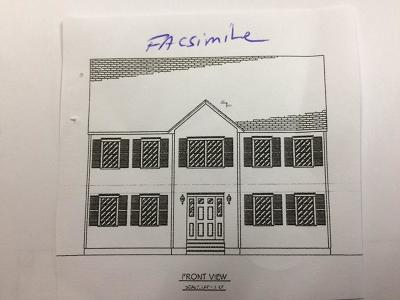 Brockton Single Family Home Under Agreement: Plot 4-1 Sewell St