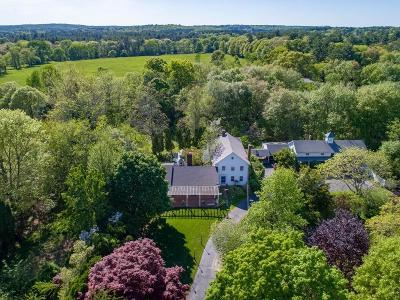 Sherborn Single Family Home For Sale: 36 Ash Ln