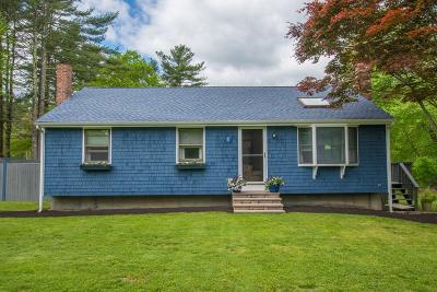 Middleboro Single Family Home Under Agreement: 6 Wood St