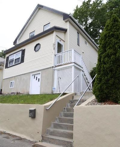 Revere Single Family Home For Sale: 169 Arnold St