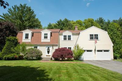 Framingham Single Family Home Under Agreement: 559 Water St