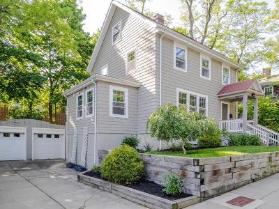 Single Family Home Under Agreement: 271 Wachusett Street