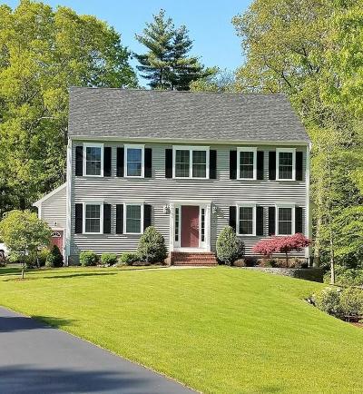 Mansfield Single Family Home For Sale: 5 Shea Cir