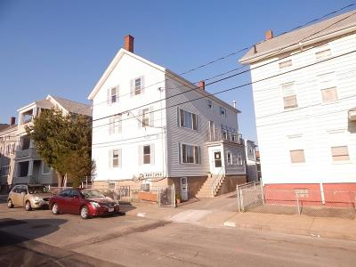 Fall River Multi Family Home For Sale: 293 Davis St