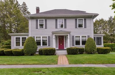 Lynnfield Single Family Home Under Agreement: 42 Maple Street