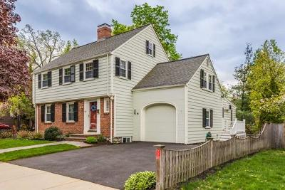 Melrose Single Family Home Under Agreement: 44 Norman Road