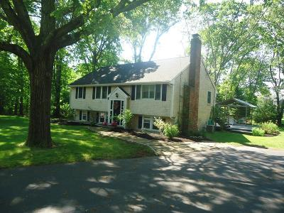 Marshfield Single Family Home Under Agreement: 30 Atwell Circle