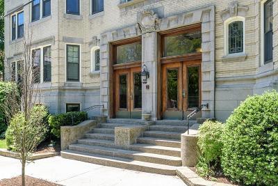Brookline Condo/Townhouse Under Agreement: 30 Kilsyth Rd #21