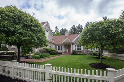 Marshfield Single Family Home For Sale: 101 Arrow Head Road