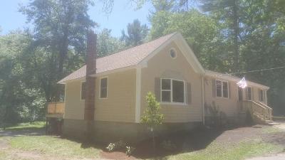 Middleboro Single Family Home Under Agreement: 21 Winter St