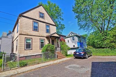 Somerville Single Family Home Under Agreement: 12 Lester Terrace