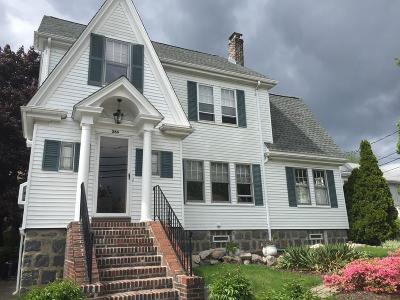 Boston Single Family Home Under Agreement: 266 Ashmont Street