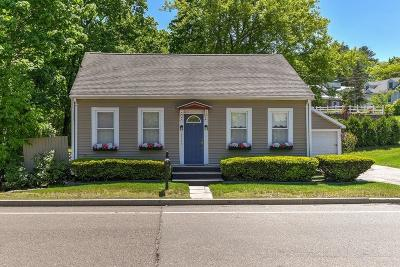 Canton Single Family Home For Sale: 2135 Washington St