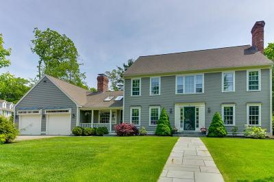 Wellesley Single Family Home For Sale: 3 Westminster Circle