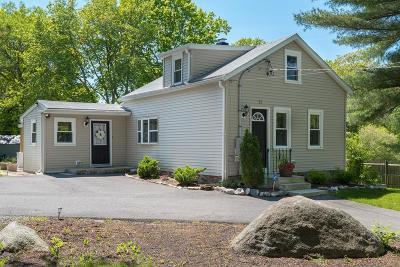 Abington Single Family Home Under Agreement: 27 Davis Street