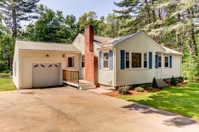 Ashland Single Family Home Under Agreement: 8 Oak Tree Ln