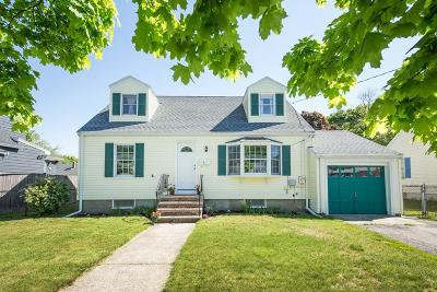 Peabody Single Family Home Contingent: 41 Dexter St.