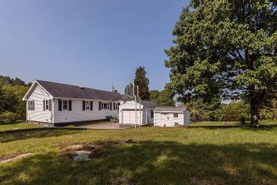 Stoneham Single Family Home Under Agreement: 10 Orchard St