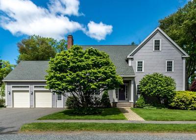 Needham Single Family Home Under Agreement: 65 Avalon Rd