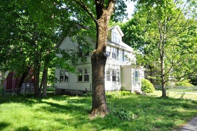 Concord Single Family Home Under Agreement: 218 Commonwealth Ave