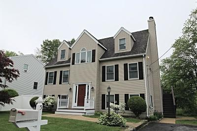 Woburn Single Family Home Under Agreement: 5 3rd Road